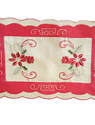 "New Fashion Embroidery Multi-Purpose  Table Cloths With   Size 25X36CM(10X14"")"