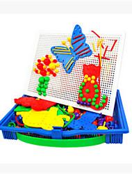 Puzzle Mushroom/ Ball, Toy/ Intelligence combined One Set of 350