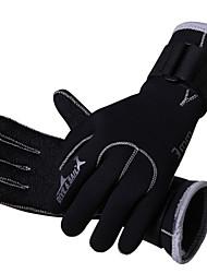 Перчатки для дайвинга Полный палец Дайвинг Анти-скольжение Все M S L