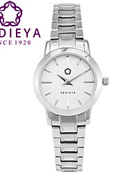 KEDIEYA Brand Watch Ladies 316L Stainless Steel 50M Waterproof Quartz Watch Dress Watches for Women Gifts Cool Watches Unique Watches