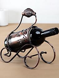 портативный марочные чистое железо винный шкаф