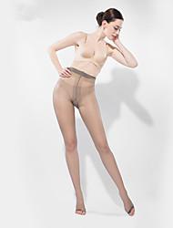 2016 Women Brand BONAS Autumn Winter Tights Fashion Stockings Female Seamless Step Foot Thin Pantyhose Hosiery