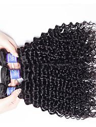 3Pcs/Lot Brazilian Virgin Hair Deep Wave Unprocessed Brazilian Virgin Hair Brazilian Hair Bundles