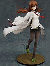 Stone of Destiny's Gate Anime Action Figure 24CM Model Toy Doll Toy
