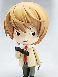 death note juguetes Light Yagami 10cm animado figuras de acción de juguete de la muñeca modelo