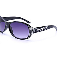 Women's Fashion 100% UV400 Oval Sunglasses