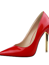 2016 fashion women pumps sexy high heels pointed toe women shoes wedding thin heels pumps Red bottom sole high heels