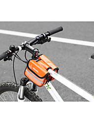 ROSWHEEL® Bike Bag 4LLBike Frame Bag Waterproof / Rain-Proof / Shockproof / Wearable Bicycle Bag Nylon / Waterproof Material / Terylene