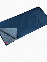 Sleeping Bag Rectangular Bag Single 20 Down / T/C Cotton 500g 190X75 Camping / TravelingMoisture Permeability / Moistureproof /