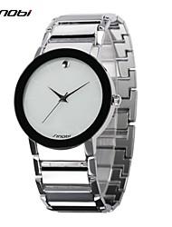 SINOBI® Vintage Mens Watches Top Luxury Brand Classic Museum Man Geneva Quartz Wristwatch Best Quality Males Watch Wrist Watch Cool Watch Unique Watch