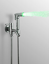 LED / Douchette inclue-Robinet Bidet-Contemporain- enLaiton