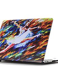 цветной рисунок ~ 19 стиль плоской оболочки для Macbook Air 11 '' / 13 ''