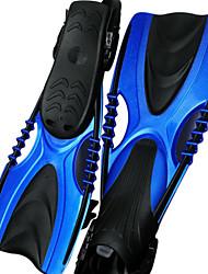 Fins de Mergulho Neoprene Azul