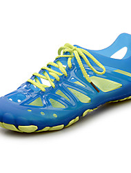 Scarpe Sandali sportivi Da uomo Sintetico Nero / Blu scuro / Royal Blue