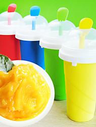 Ice Cream Slush & Shake Maker Slushy Milkshake Smoothie Cup Super Easy Ice Cream Machine Fruit Smoothie Cup Dazzle