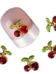 Adesivi 3D unghie-Frutta- perDito- diAltro-10-10*6*1