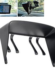 ziqiao 7-Zoll-portable Universal-Anti-Glare-Bildschirm Sonnenschutzblende Motorhaube für 7-Zoll-Auto GPS-Navigation