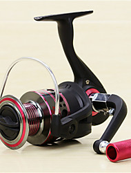 Metal  Fishing Spinning Reel 10 Ball Bearings  Exchangable Handle-MA5000
