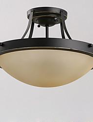 MAX 40W Op plafond bevestigd ,  Traditioneel / Klassiek Schilderen Kenmerk for Ministijl MetaalWoonkamer / Slaapkamer / Eetkamer /