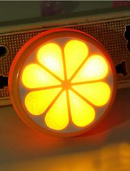 capteur de lumière orange blanc chaud créatif relatif à bébé lumière la nuit de sommeil