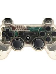 goigame беспроводной DoubleShock 3 для PS3 прозрачной бесплатной доставкой