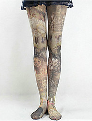 Sweet Lolita Socks & Stockings Coffee Nylon Lolita Accessories