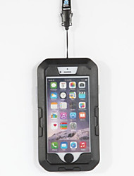 Dry Boxes For Cellphone / Waterproof / Touch Screen Diving / Snorkeling Black PVC