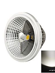 13W GU10 Lâmpadas de Foco de LED R50 2 COB 1200 lm Branco Natural Decorativa AC 100-240 V 1 pç