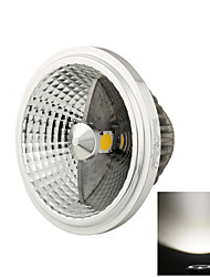 13W GU10 Spot LED R50 2 COB 1200 lm Blanc Naturel Décorative AC 100-240 V 1 pièce