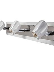 LED Iluminação de Banheiro,Moderno/Contemporâneo GU10 Metal