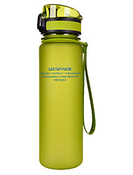 UZSPACE(500ml)  Cycling Water Bottles BPA Free  Portable  Travel Sports Hiking Riding