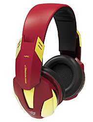 е-синий ebt910 железный человек 3 Беспроводная связь Bluetooth 4.0 над earheaadphones для игр
