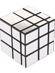 Magic Cube Three-layer Mirror Smooth Speed Black / Silver ABS