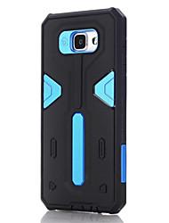Für Samsung Galaxy Hülle Stoßresistent Hülle Handyhülle für das ganze Handy Hülle Panzer PC Samsung A7(2016) / A5(2016)