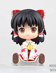 Проект Тоухоу Reimu Hakurei PVC 11cm Аниме Фигурки Модель игрушки игрушки куклы