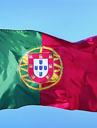 150X90Cm Portugal Flag 3X5Ft Portugal Country Flag National Flag Portuguese Flag (Without flagpole)