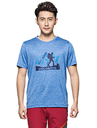 Homme Tee-shirtYoga / Camping / Randonnée / Taekwondo / Boxe / Chasse / Pêche / Escalade / Exercice & Fitness / Golf / Courses / Sport de