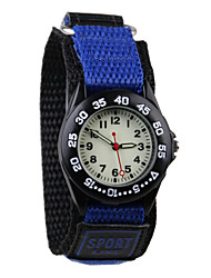 Fashion Woven Children's Sports Watch Cool Watches Unique Watches
