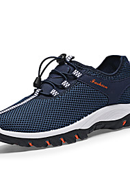 Men's Shoes for Sports And Leisure Fashion Shoes Grey/Black/Dark blue
