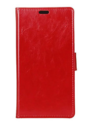 Flip Cover Wallet Style with Card Slot for LG K4 Case Fashion Crazy horse Texture Case (Assorted Colors)