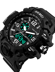 SKMEI® Men's Digital Watch Military Clock Fashion Men Watch Water Resistant Date Calendar LED Sports Watches Men montre homme Wrist Watch Cool Watch