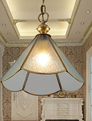 Modern/Contemporary Mini Style Copper Pendant Lights Dining Room / Study Room/Office / Entry