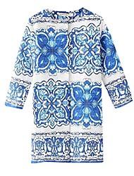 Manteau Aux femmes Manches Longues Street Chic Coton