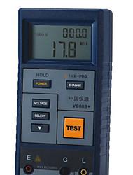 eone vc60b + bleu pour la résistance d'isolement mégohmmètre