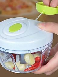 de melhor qualidade e segura cozinha espiral triturador de carne helicóptero fatiador de alimentos dicer frutas misturador cortador de