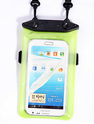 Dry Boxes / Dry Bags Unisex For Cellphone / Waterproof / Touch Screen Diving / Snorkeling Black PVC