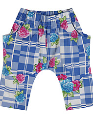 Boy's Cotton Pants,Summer Print