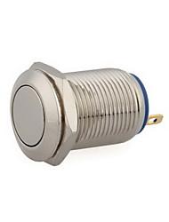 12mm 12v momentanée marche / arrêt des boutons-poussoirs Interrupteur pour bateau auto voiture