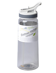 Environmental Outdoor Travel Water Bottle -Gray Blue Green  (800mL)