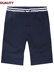 Trenduality® Men's Shorts Pants Dark Blue-65004